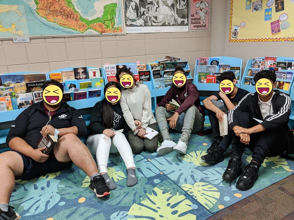 heritage speaking students