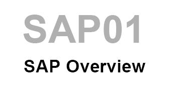 SAP01 Overview