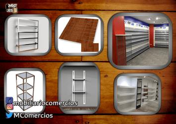 Estanterías mobiliariocomercios.es