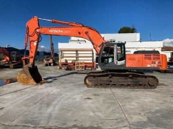 Excavadora de cadenas Hitachi ZX350lCN-3 171