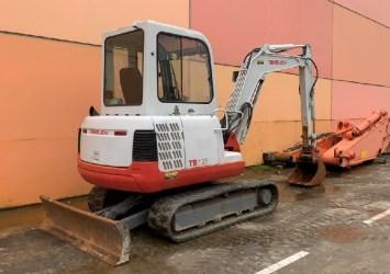 Mini excavadoras Takeuchi TB134 211