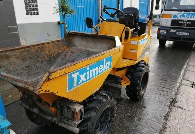 Minidumper Thwaites 52