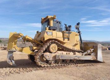 Bulldozer Caterpillar D9T 181