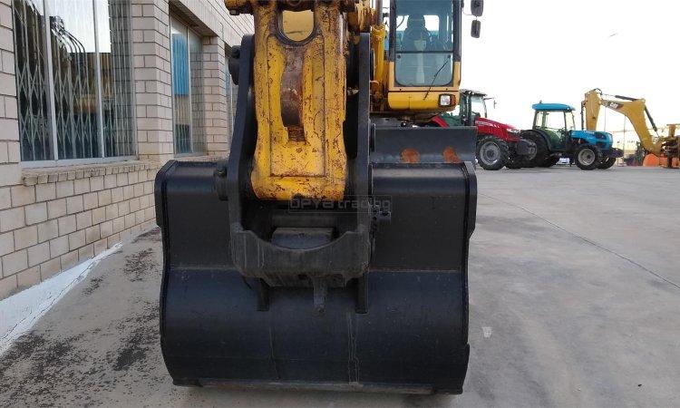 Cazo de pala cargadora Komatsu 1,3 m ancho, año 2007 Profesiolan 572