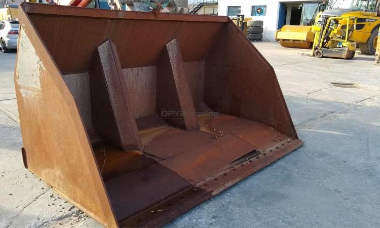 Cazo para palas cargadoras Volvo Profesiolan 621