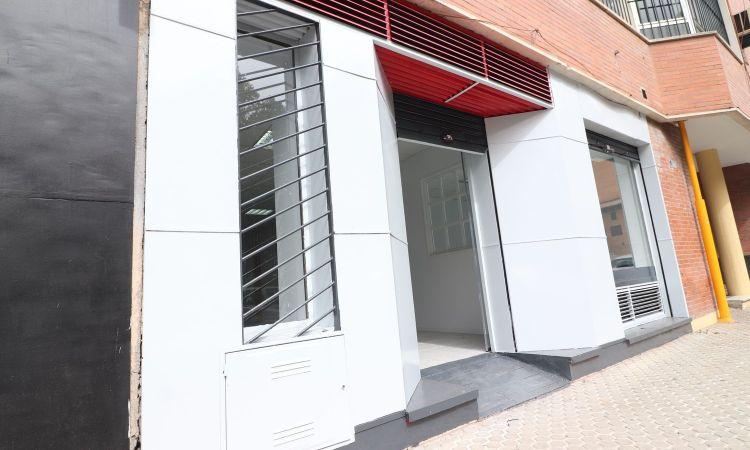 Local en calle Santo Domingo de la Calzada Sevilla Profesiolan 31
