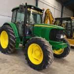 Tractor agrícola John Deere 6220 SE Profesiolan 32