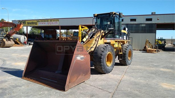 Pala cargadora Caterpillar 924G Profesiolan 105
