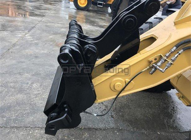 Pala cargadora Caterpillar 924H Profesiolan 114