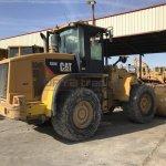 Pala cargadora Caterpillar 938H Profesiolan 122