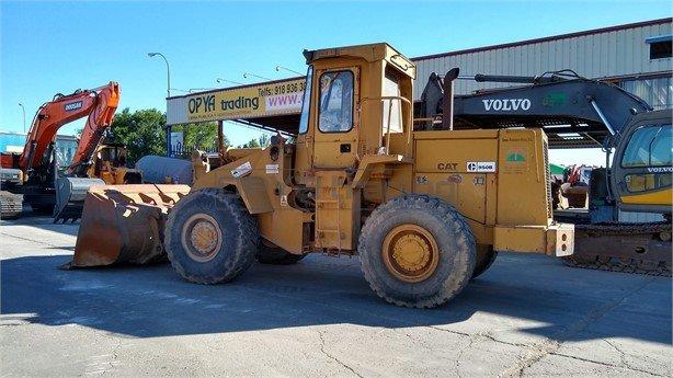 Pala cargadora Caterpillar 950B Profesiolan 131