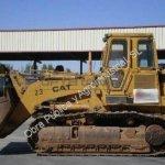 Pala cargadora Caterpillar 973 Profesiolan 191