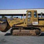 Pala cargadora Caterpillar 973 Profesiolan 192