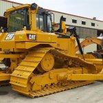 Bulldozer sobre orugas Caterpillar D6T LGP Profesiolan 204