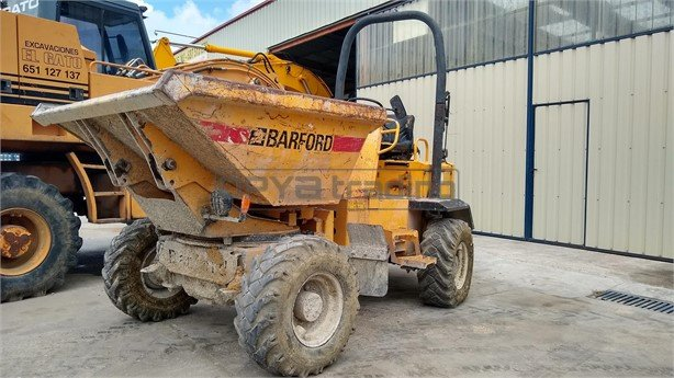 BARFORD SXR3500 Profesiolan 23