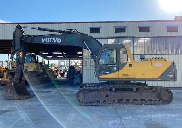 Volvo EC210 Profesiolan 354