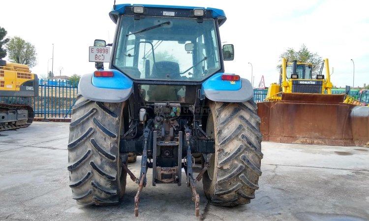 New Holland TM140 Profesiolan 415