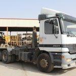 Cabeza tractora Mercedes-Benz Actros 2531 Profesiolan 471