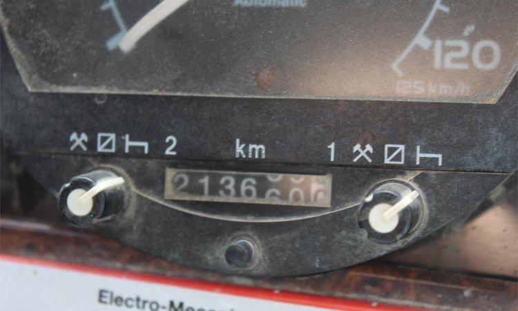 Cabeza tractora Mercedes-Benz Actros 2531 Profesiolan 472