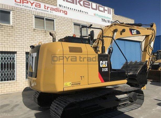 Excavadora CATERPILLAR 312E Profesiolan 62