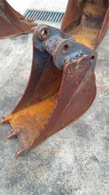 Cazo de excavación 40 cm Profesiolan 661