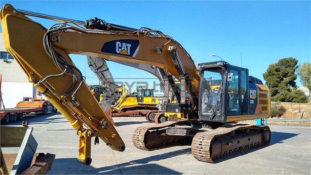 Excavadora CATERPILLAR 329E Profesiolan 73