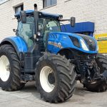 Tractor agrícola New Holland T7.290HD Agrotec 104