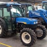 New Holland TN85FA Agrotec 141