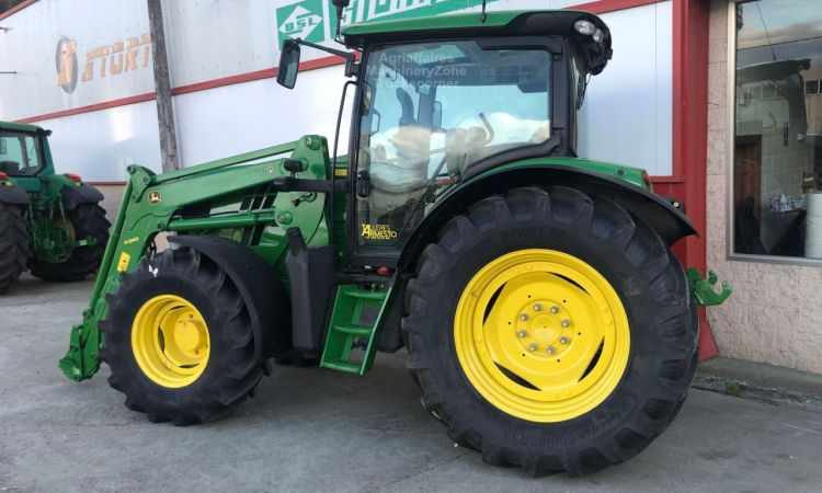 John Deere 6125R Autopower Tractores Armesto 182