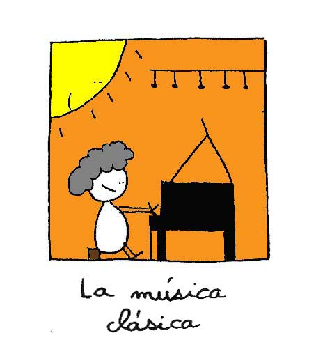La música clásica