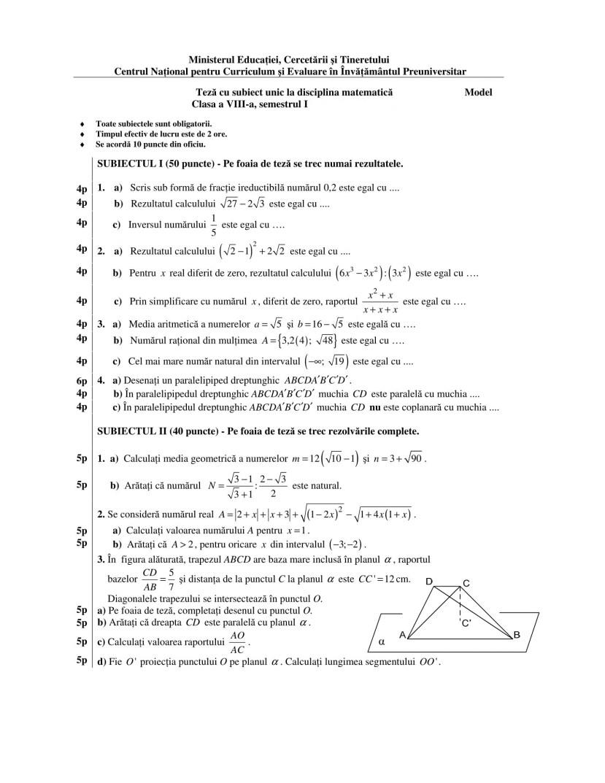 subiecte+barem-TEZA cu subiect unic MATEMATICA- SEM.I-clasa a VIII-a.pdf-1