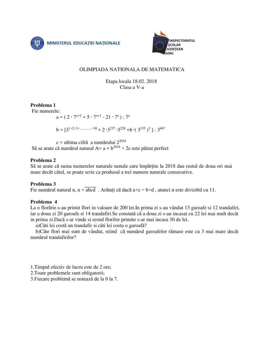 subiecte-OLM-2018-Gorj-clasa-a5a-1