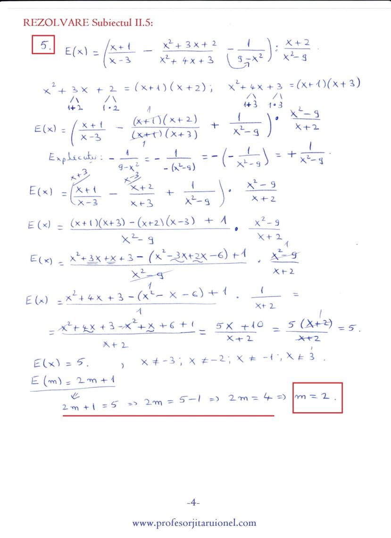 Subiectul II.5-JitaruionelBLOG