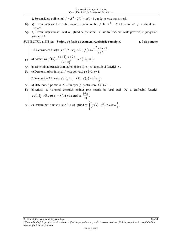 matematica-tehnologic-2019-varianta-model-2