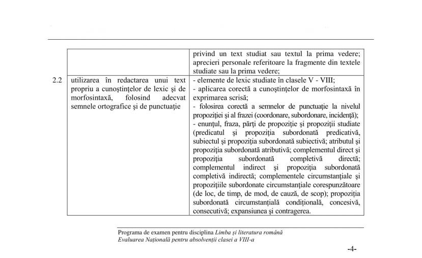 04_Programa_Evaluarea_Nationala_EN8_Limba si literatura romana-5