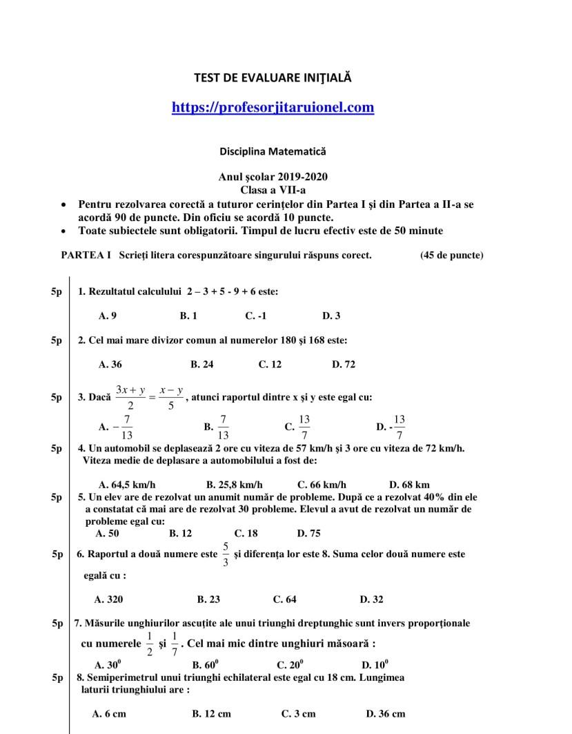 test-de-evaluare-intiala-clasa-a-7-a-matematica-an-scolar-2019-2020-1