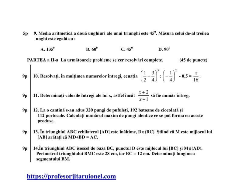 test-de-evaluare-intiala-clasa-a-7-a-matematica-an-scolar-2019-2020-2