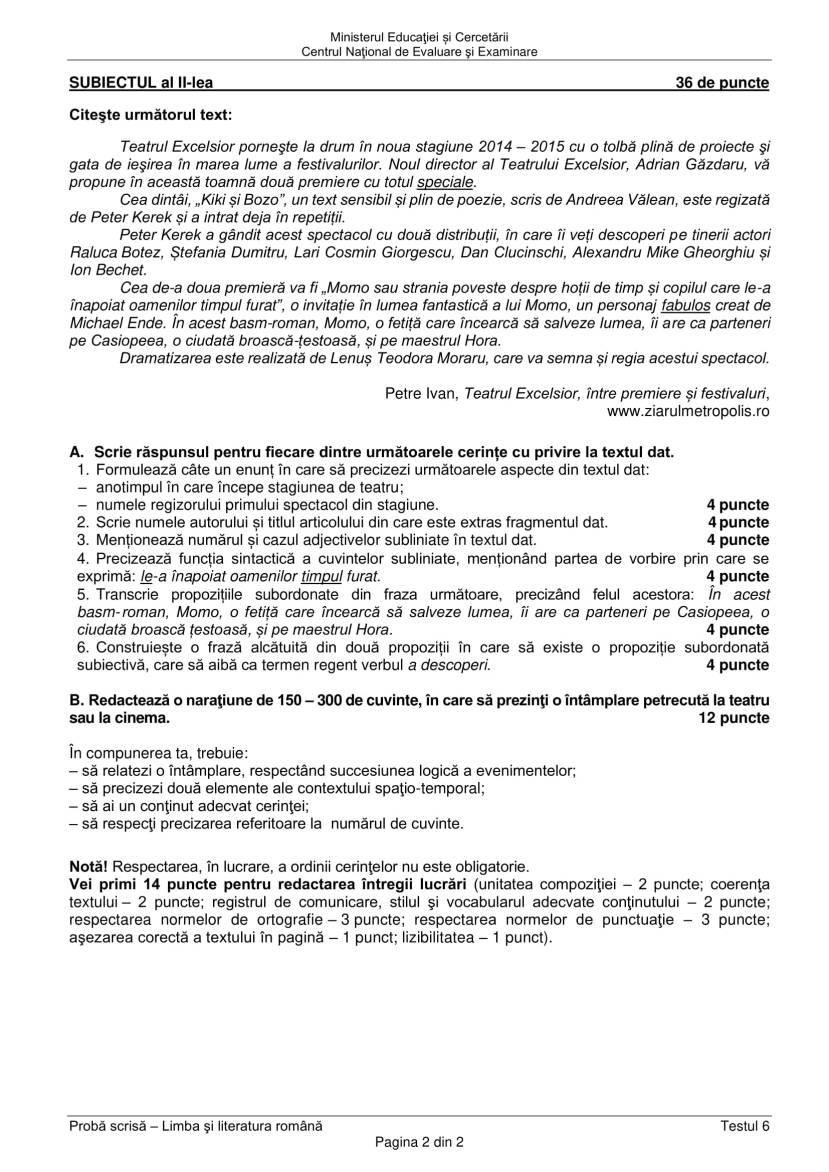 EN_VIII_Limba_romana_2020_Testul_06-2