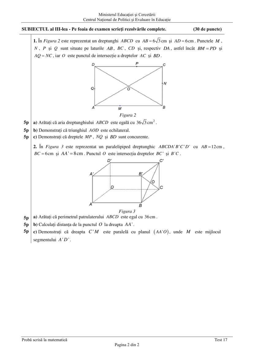 ENVIII_matematica_2020_Test_17-2