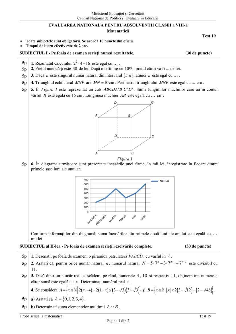 ENVIII_matematica_2020_Test_19-1