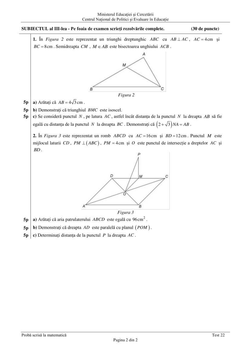 ENVIII_matematica_2020_Test_22-2