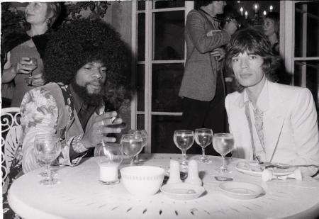 Mick Jagger y Rolling Stones, grabación de Exile on Main Street en Niza