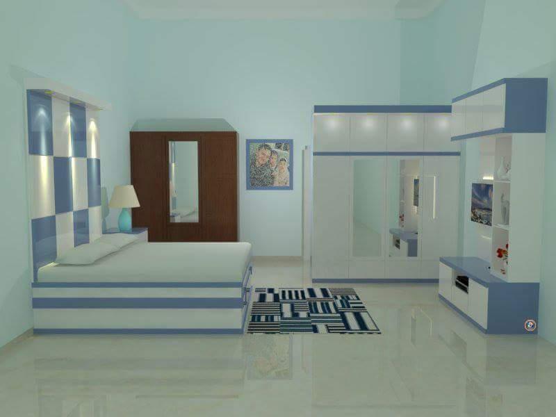 Jasa Pembuatan Tempat Tidur Minimalis Modern Murah Jati