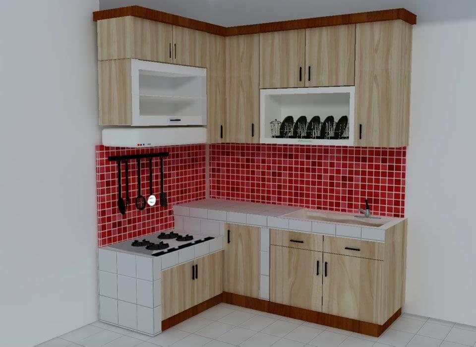 Tempat Bikin Kitchen Set Di Cibinong Bogor Dan Sekitar Nya