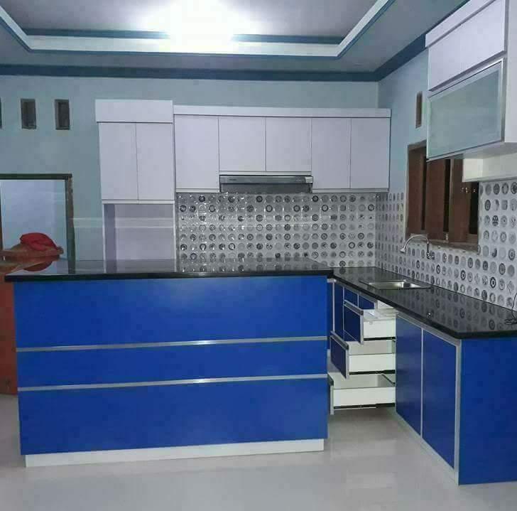 Jasa Pembuatan Kitchen Set Murah Meriah Di Pondok Gede