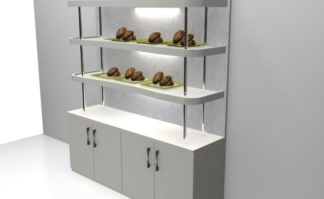 Jasa Pembuatan Etalase Murah Bekasi Yayuk Furniture