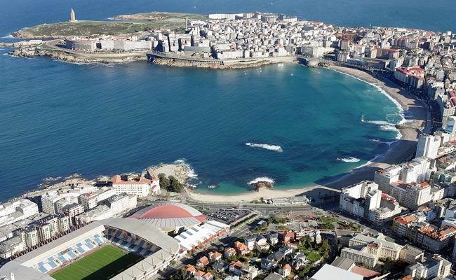 La Coruña, Galicia, Spain