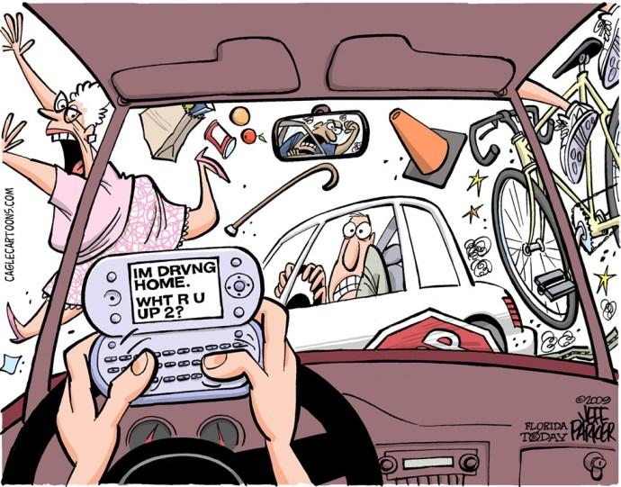 text-n-drive