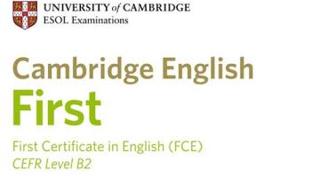 Cambridge First Certificate Reading Part 6 -