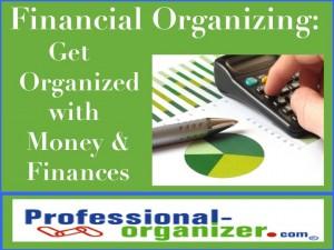 financial organizing